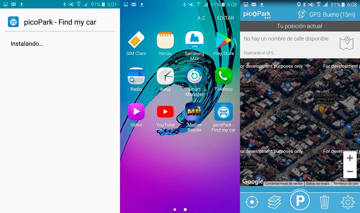 PICO PARK para Android no existe