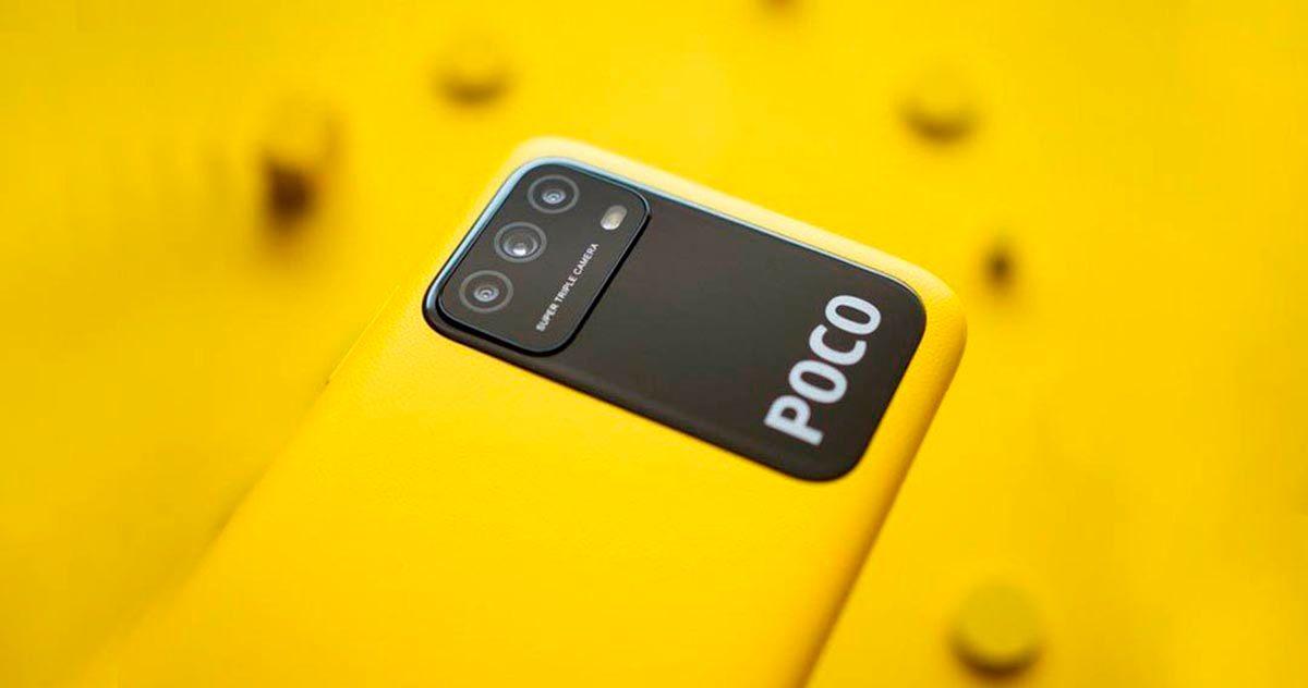 POCO M3 Pro caracteristicas