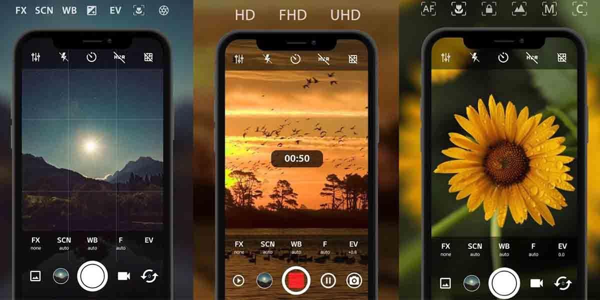 ProCam X app cámara Xiaomi