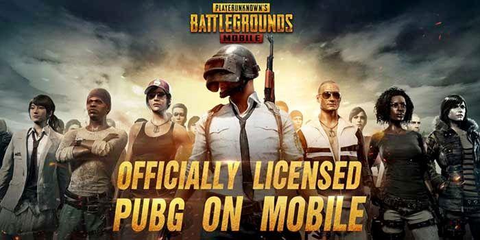 PUBG Mobile inglés