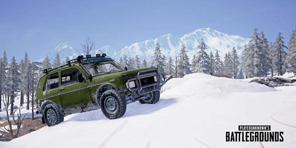 PUBG Mobile nieve