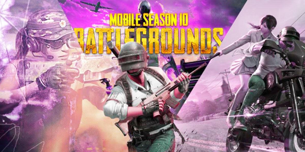 PUBG Mobile temporada 10