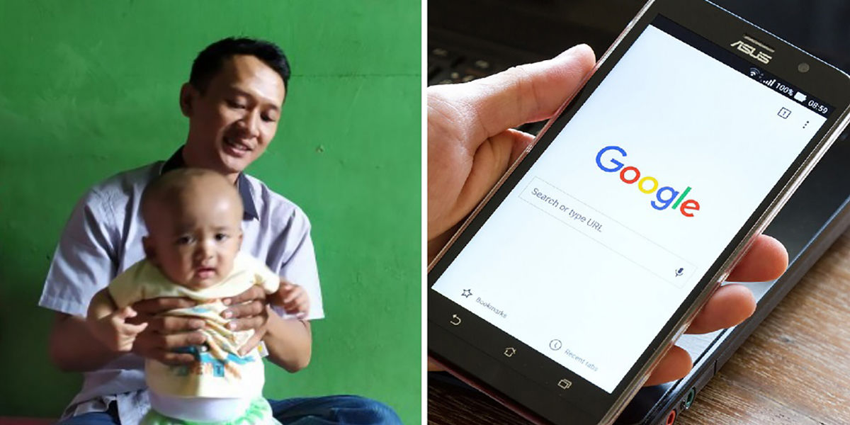 Padres llaman a su hijo Google
