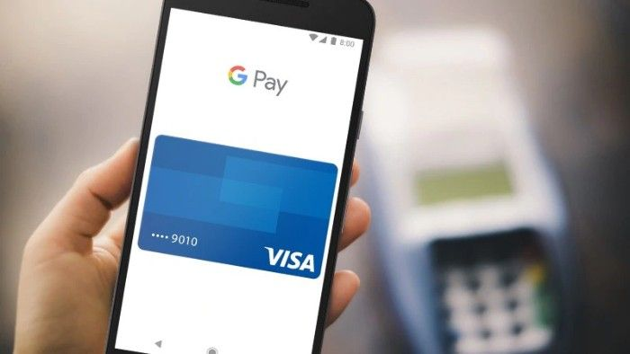 Pagar con Google Pay en tu movil