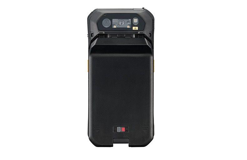 Panasonic Toughpad FZ N1 trasera
