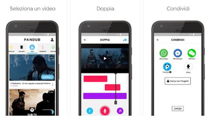 Pandub para Android