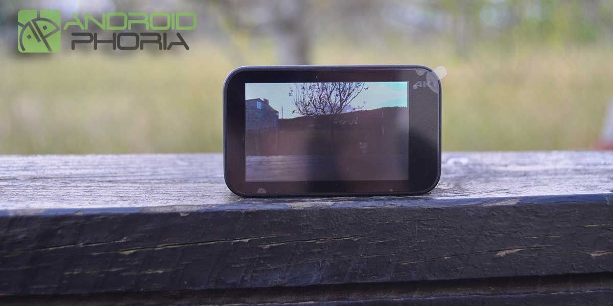 Pantalla Xiaomi Mi Action Camera 4K
