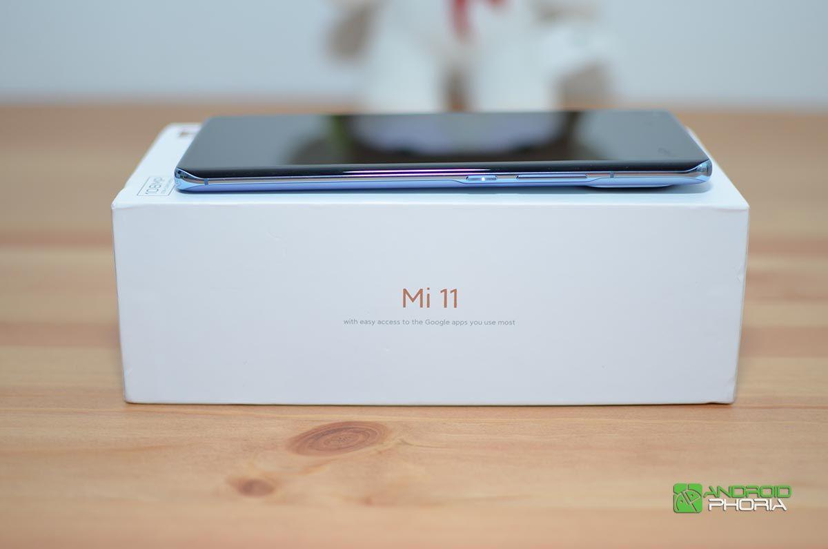 Pantalla curvada Xiaomi Mi 11