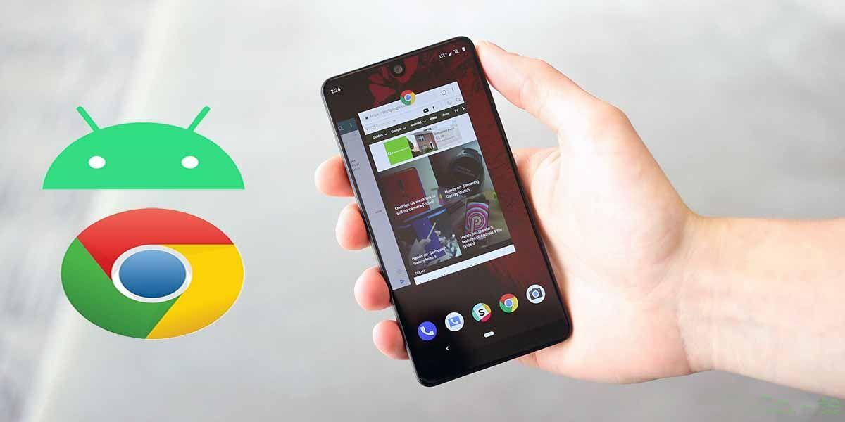 Para que sirve el boton Revisar pagina de Chrome en Android y como usarlo