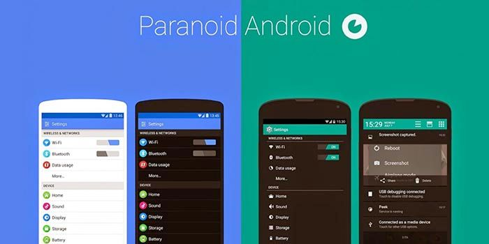 Paranoid Android Open Source