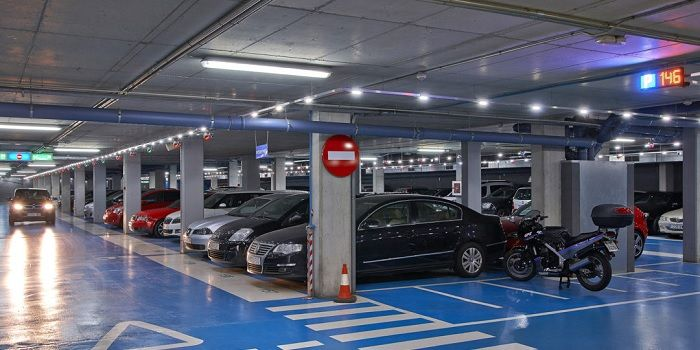 Parking Google Asistente