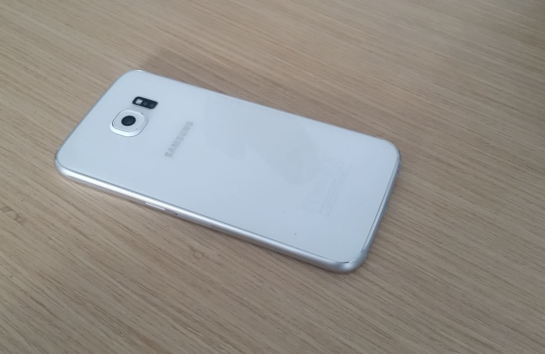 Parte trasera Galaxy S6