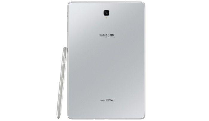 Parte trasera Galaxy Tab S4