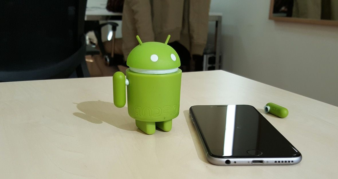 Pasar de iOS a Android