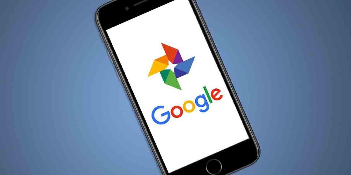 Pasar las fotos de Google Fotos a iCloud desde iPhone