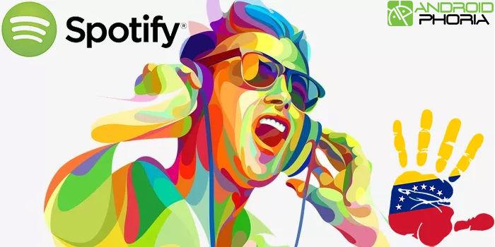 Pasos para descargar Spotify gratis en Venezuela