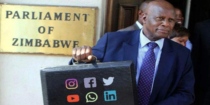 Patrick Chimasa Ministro WhatsApp Meme