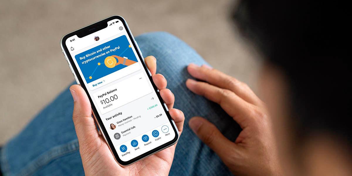 PayPal permite comprar y vender Bitcoin