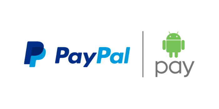 PayPal y Android Pay integrados