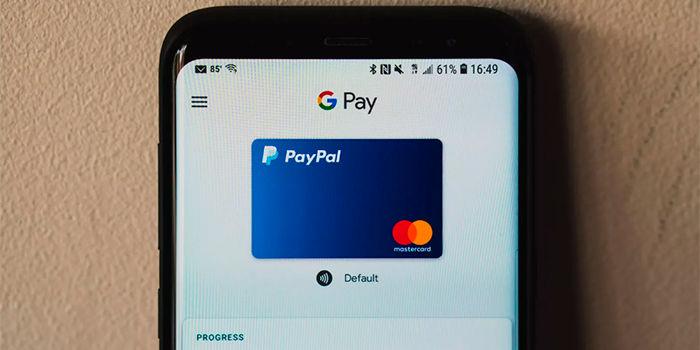 Paypal ya es compatible con Google Pay