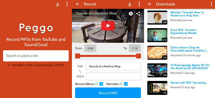 como descargar musica mp3 de youtube para android