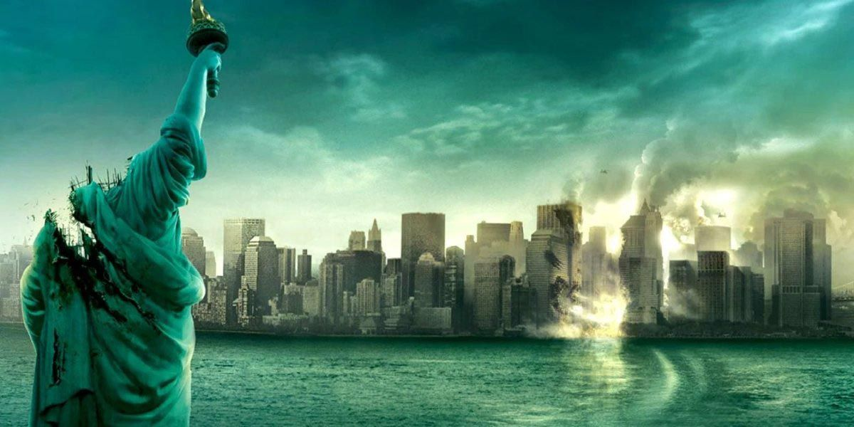 Películas de extraterrestres para ver en Netflix. Cloverfield