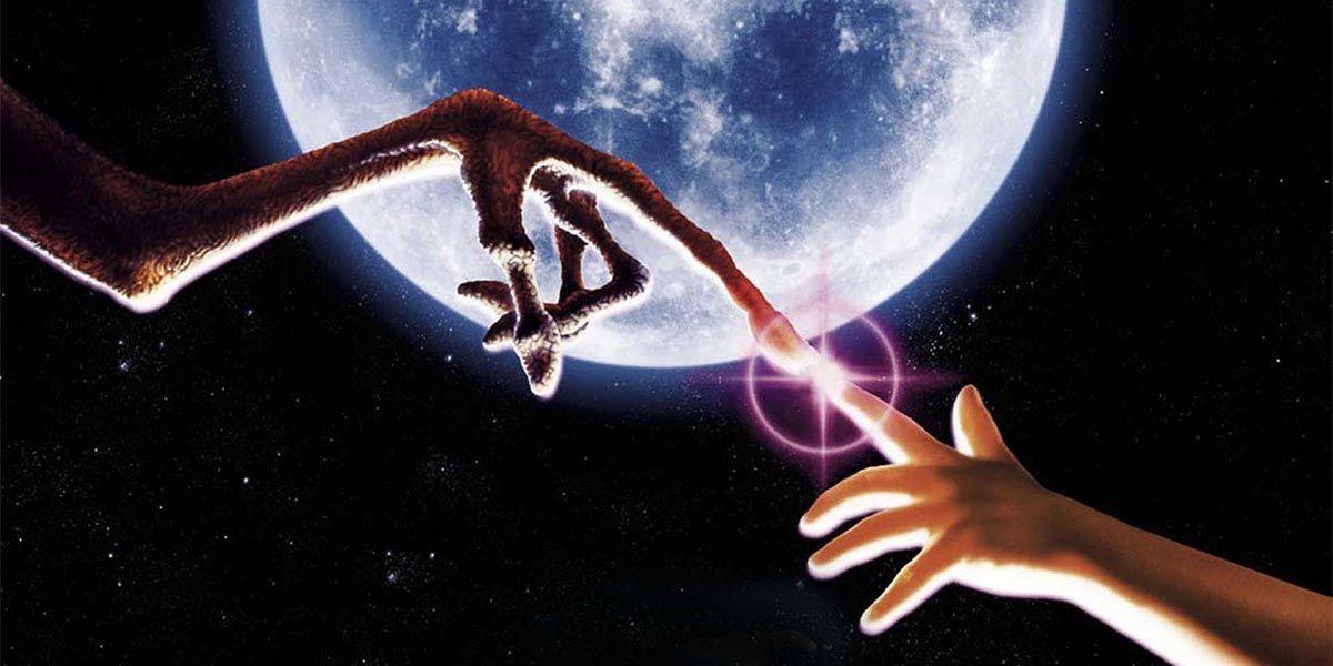 Películas de extraterrestres para ver en Netflix. E.T. El Extraterrestre