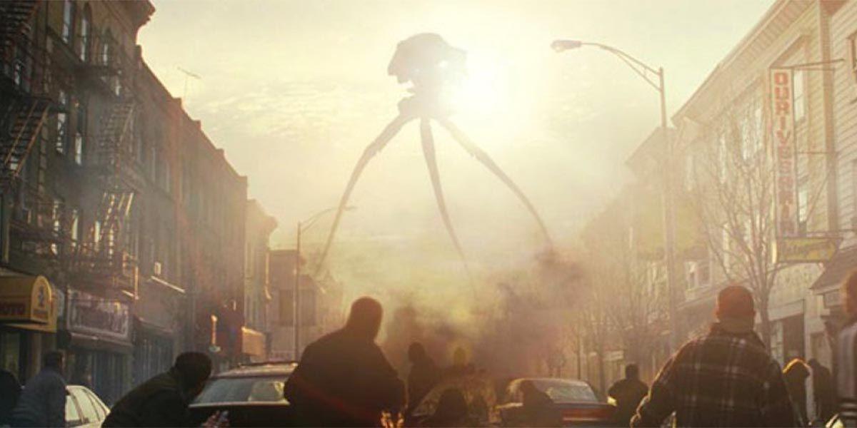 Películas de extraterrestres para ver en Netflix. La Guerra de los Mundos