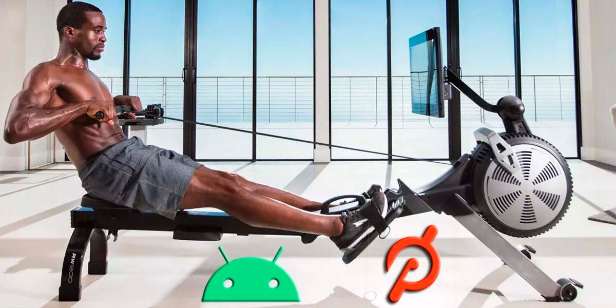 Peloton app remo Android