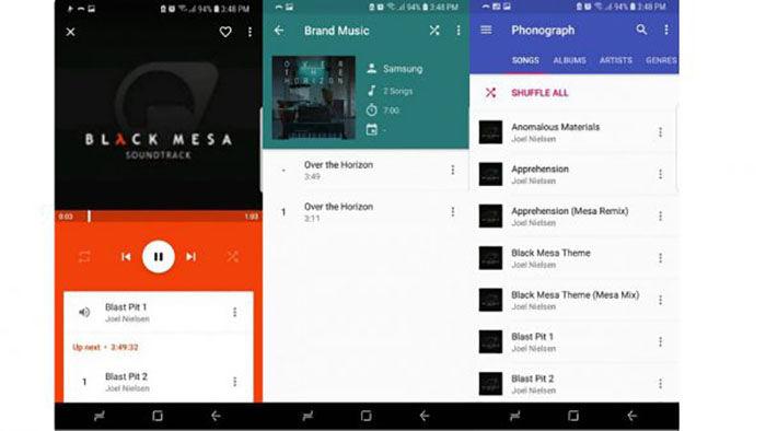 Phonograph para Android