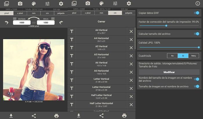 Photo Resizer app