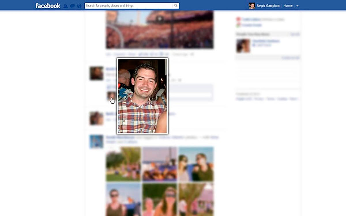 Photo Zoom for Facebook extension Chrome