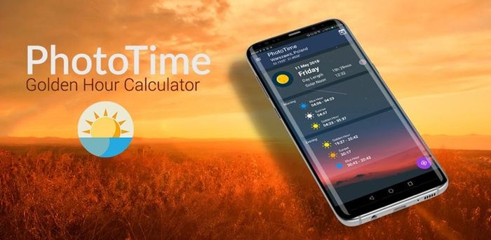 PhotoTime aplicacion Android
