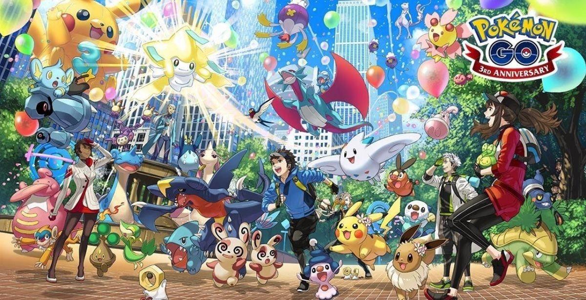 Piedra Unova en Pokémon Go, como conseguirla
