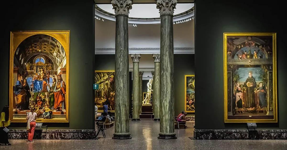 Pinacoteca di Brera online