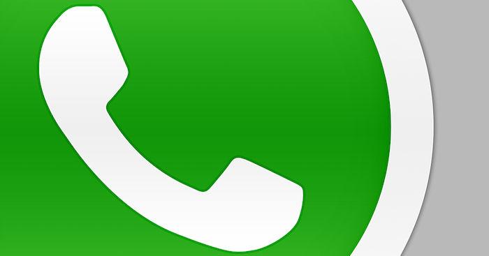 Pinchar llamadas de WhatsApp