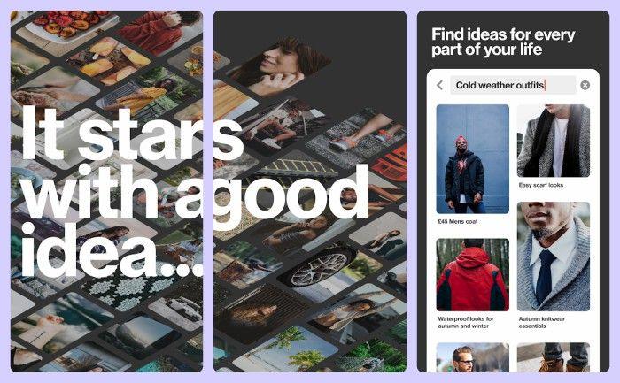 Pinterest Ideas Android
