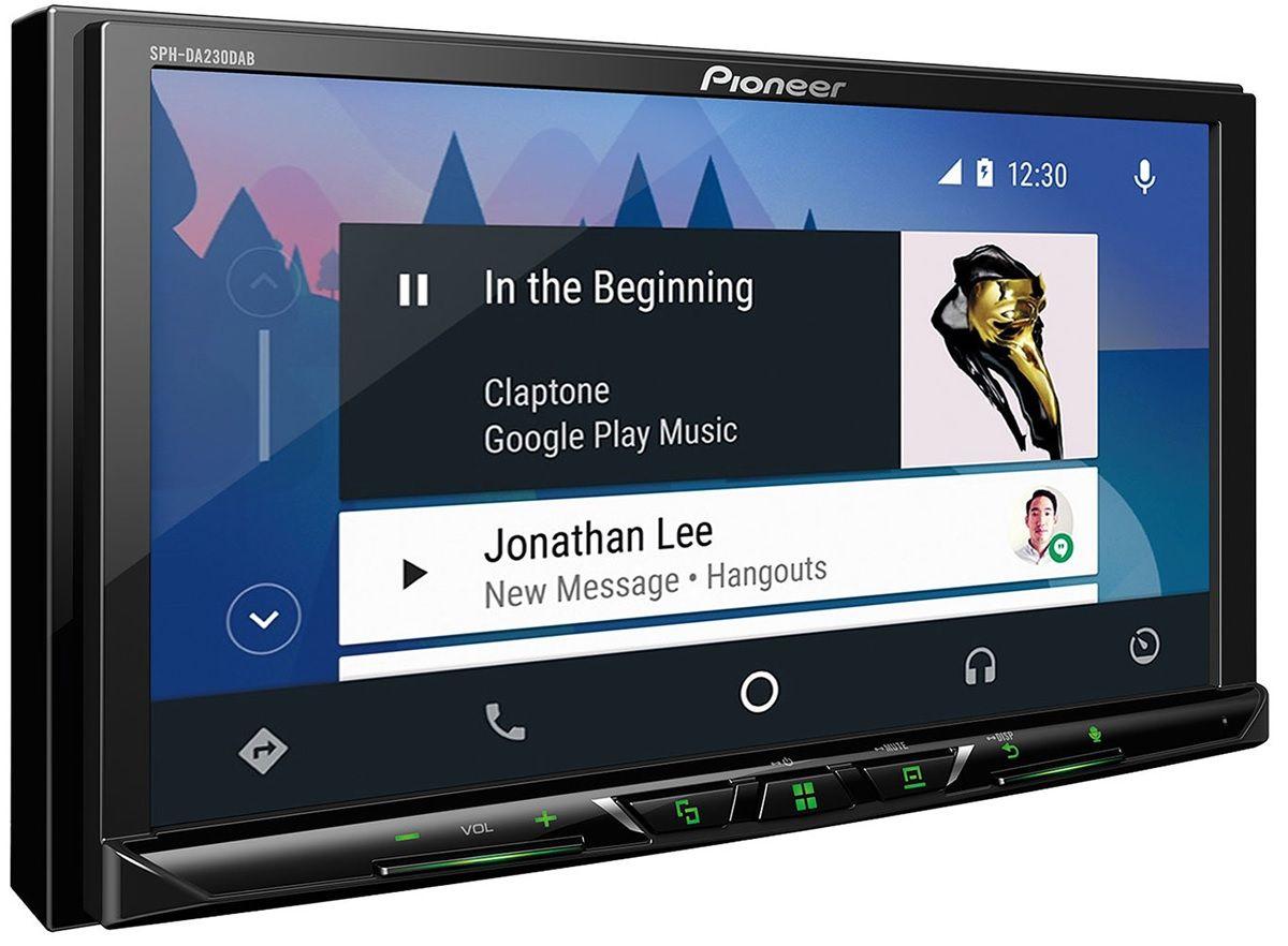 Pioneer SPH-DA230DAB android auto