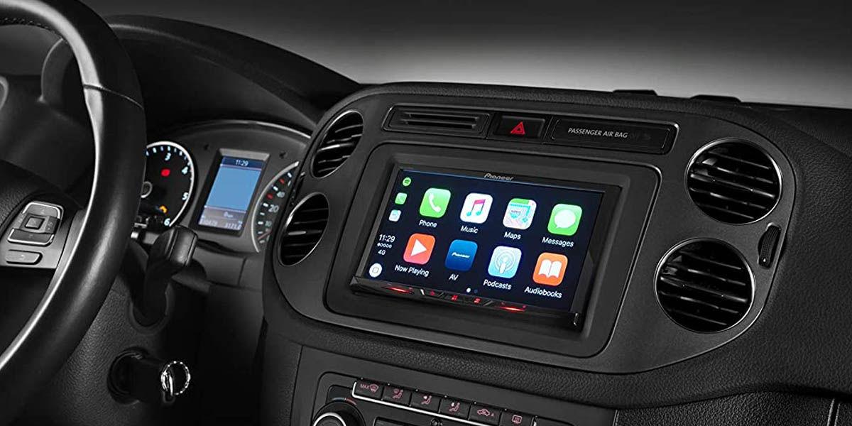 Pioneer SPH-DA230DAB radio con android auto y apple carplay