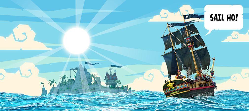 Piratas en Plunder Pirates