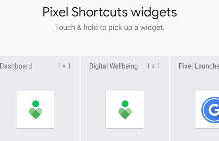 Pixel Shortcuts