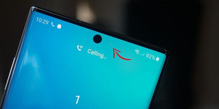 Pixel muerto pantalla Galaxy Note 10