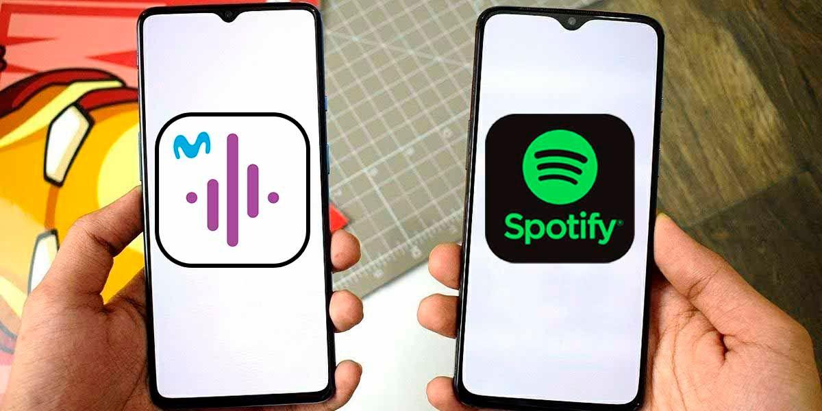 Planes y precios suscripción Movistar Música Spotify