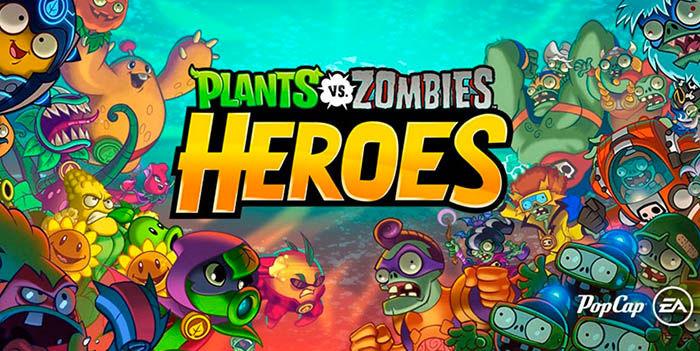 Plants vs Zombies Heroes