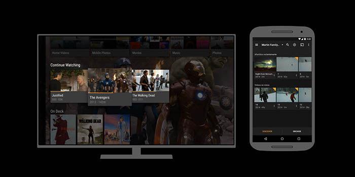 Plex Live TV disponible para Android