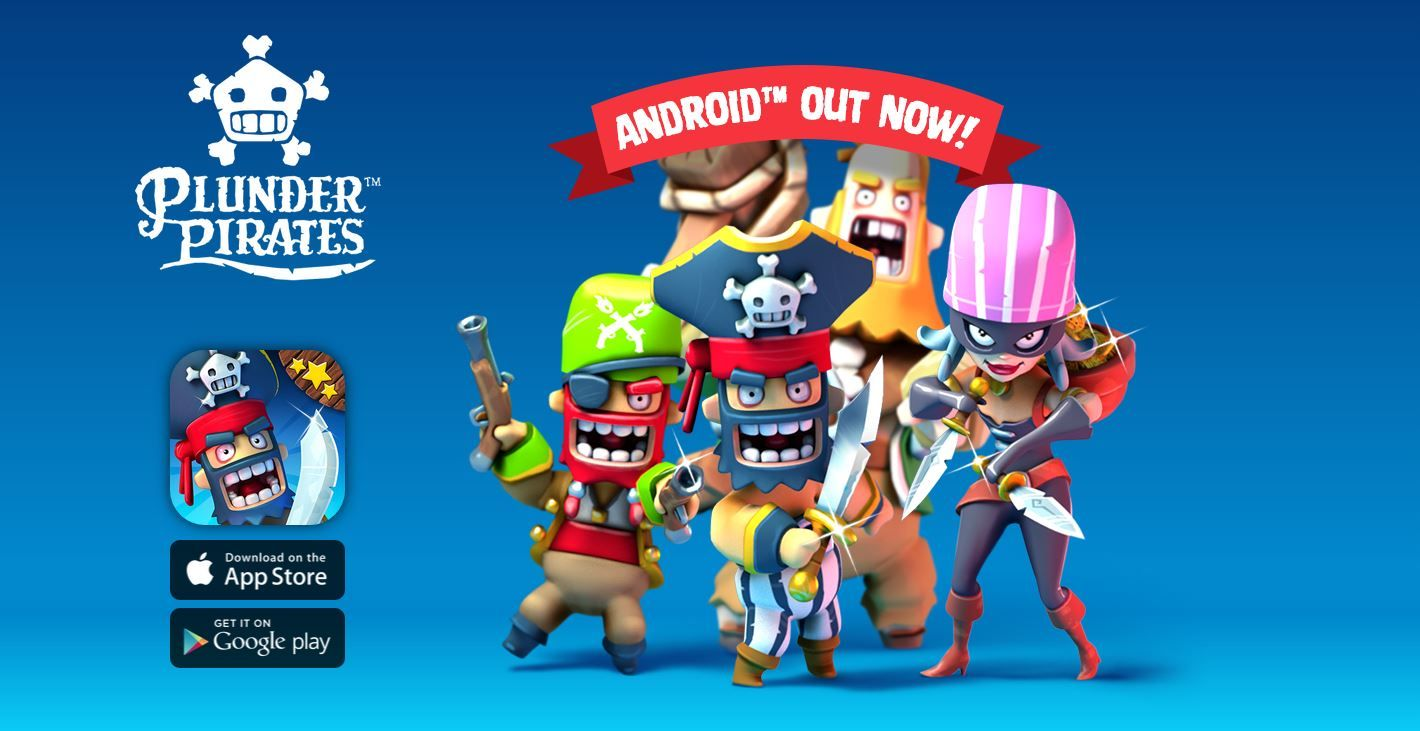 Plunder Pirates Android