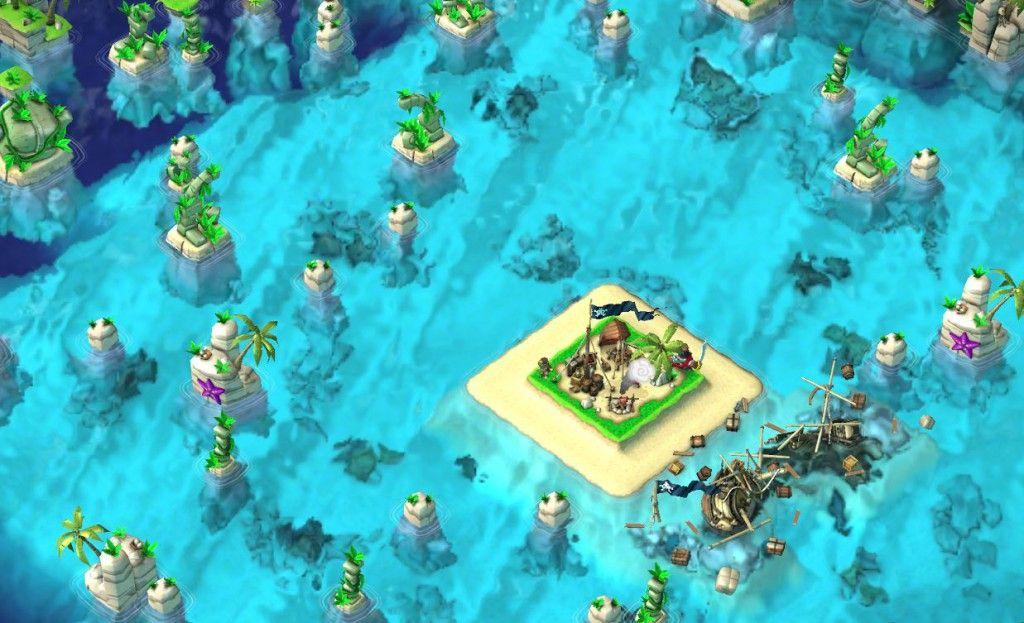 Plunder Pirates juego