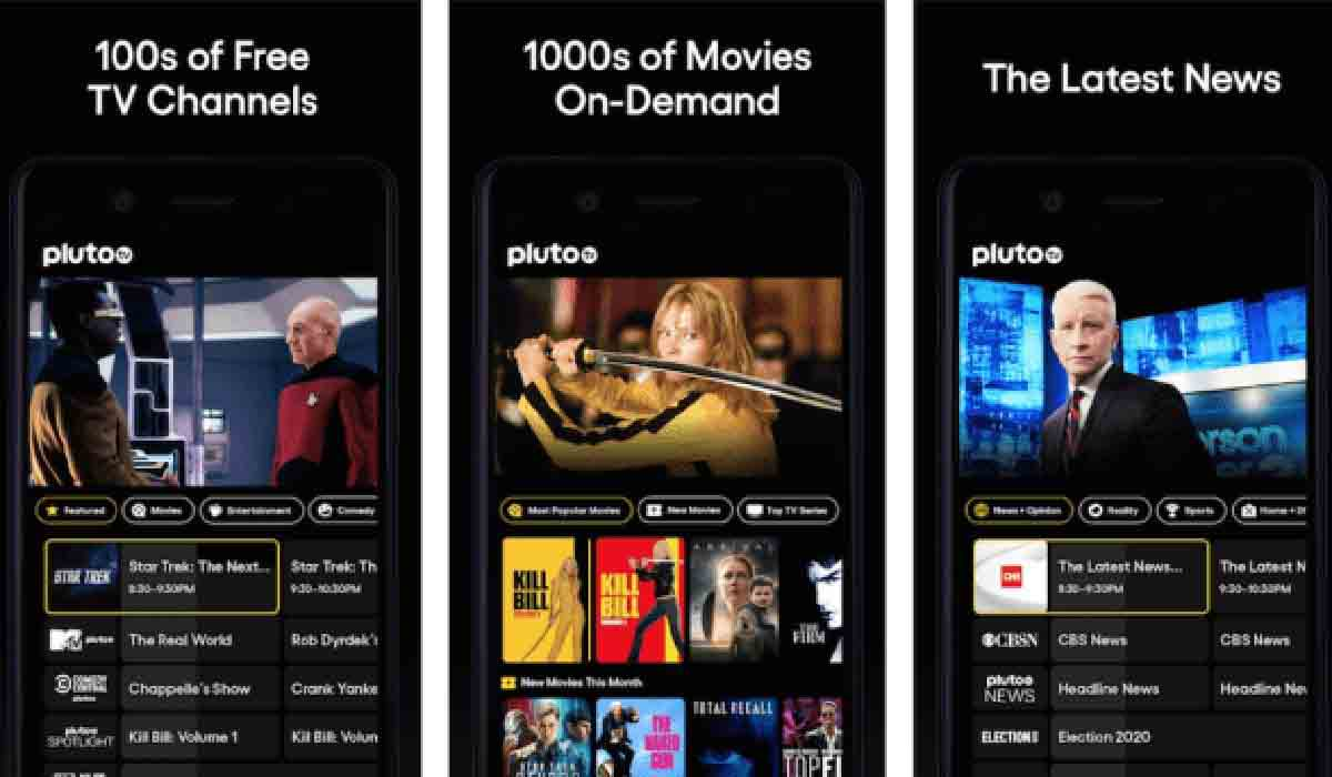 Pluto TV alternativa Photocall TV
