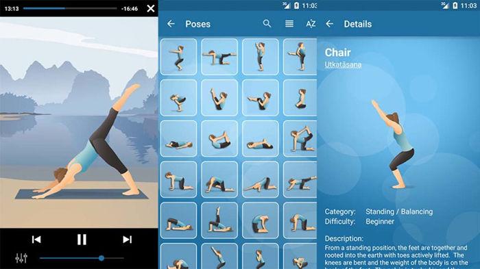 Pocket Yoga para Android
