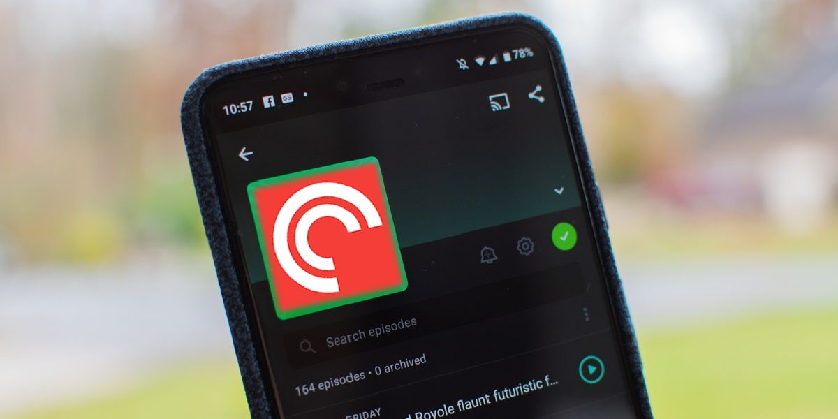 Pocket casts descargar gratis